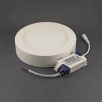 Накладной светодиодный светильник Bellson Круг 12Вт, фото 1