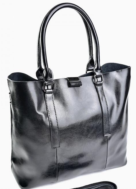 988ab993bf75 Женская кожаная сумка 8851 Black Кожаные женские сумки купить в Одессе 7 км  - Интернет магазин