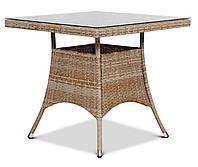 Стол для ресторанов с технологическим оборудованием LUGO 80x80