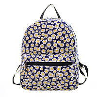 Школьный рюкзак с цветочками Ромашки