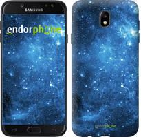 """Чехол на Samsung Galaxy J7 J730 (2017) Звёздное небо """"167c-786-535"""""""