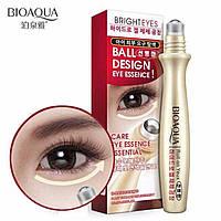 Сыворотка-роллер для векBIOAQUABright Eyes Essence– 15ml