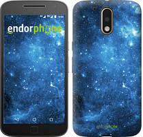 """Чохол на Motorola MOTO G4 Зоряне небо """"167c-511-535"""""""