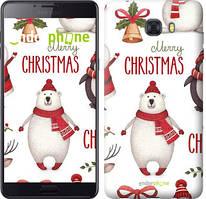 """Чохол на Samsung Galaxy C9 Pro Merry Christmas """"4106u-720-535"""""""