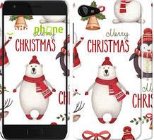 "Чехол на Lenovo ZUK Z2 Merry Christmas ""4106c-827-535"""