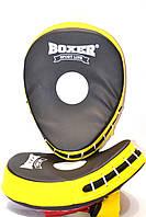 Лапы гнутые боксерские BOXER sport life