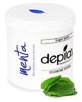 Сахарная паста для шугаринга Depilax Menta (Мята) 1000г, фото 1