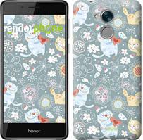 """Чехол на Huawei Honor 6C Котята v3 """"1223u-1034-535"""""""