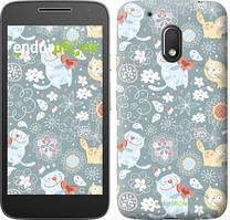 """Чехол на Motorola Moto G4 Play Котята v3 """"1223c-860-535"""""""
