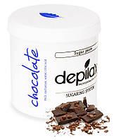 Сахарная паста Depilax Chocolate (Шоколад) 1000г, фото 1