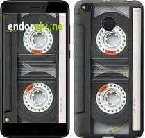 """Чехол на Xiaomi Redmi 4X Кассета """"876c-778-535"""""""