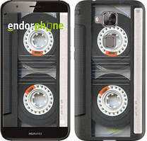 """Чехол на Huawei G8 Кассета """"876c-493-535"""""""