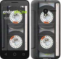 "Чехол на ALCATEL One Touch Pixi 3 4.5 Кассета ""876u-408-535"""