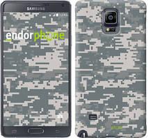 """Чехол на Samsung Galaxy A8 Plus 2018 A730F Звёздное небо """"167u-1345-535"""" Камуфляж , Серый"""