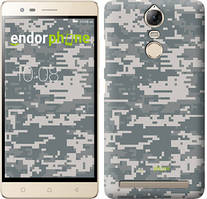 "Чохол на Lenovo Vibe K5 Note Pro Камуфляж ""1085c-394-535"""