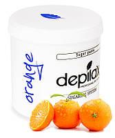 Сахарная паста Depilax Orange (Апельсин) 1000г, фото 1