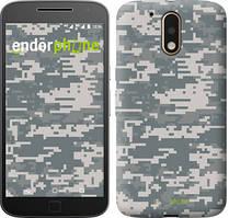 """Чохол на Motorola MOTO G4 PLUS Камуфляж """"1085c-953-535"""""""