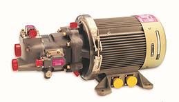Гидравлические электрические системы генерации Eaton для авиатехники