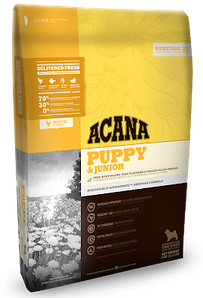 Корм для собак ACANA Puppy & Junior 0,340 гр