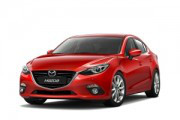 Коврики в салон Mazda 3 2013-