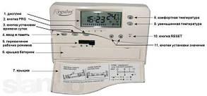 Программный термостат LT 08 LCD, фото 3