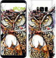 "Чехол на Samsung Galaxy S9 Сова 3 ""3374c-1355-535"""