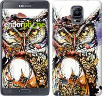 """Чехол на Samsung Galaxy A8 Plus 2018 A730F Сова 3 """"3374u-1345-535"""""""