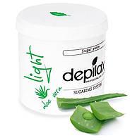 Сахарная паста для шугаринга Depilax Light Aloe Vera 1000г