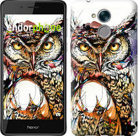 "Чехол на Huawei Honor 6C Сова 3 ""3374u-1034-535"""
