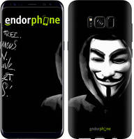 "Чохол на Samsung Galaxy S9 Анонімус ""832c-1355-535"""