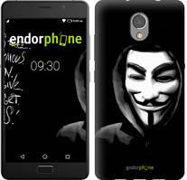 """Чехол на Lenovo Vibe P2 Анонимус """"832c-792-535"""""""