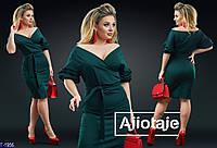 Вечернее платье T-1956 (54-56, 46-48, 50-52, 58-60)
