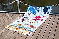 Пляжное полотенце LOTUS Sea World