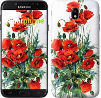 """Чехол на Samsung Galaxy J7 J730 (2017) Маки """"523c-786-535"""""""