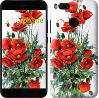 "Чехол на Xiaomi Mi A1 Маки ""523c-1132-535"""