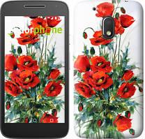 """Чехол на Motorola Moto G4 Play Маки """"523c-860-535"""""""