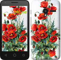 "Чехол на ALCATEL One Touch Pixi 3 4.5 Маки ""523u-408-535"""