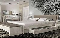 Кровать 160, спальня Милана