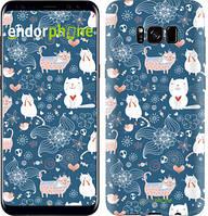 """Чехол на Samsung Galaxy S9 Котята v2 """"1181c-1355-535"""""""