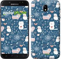 """Чехол на Samsung Galaxy J7 J730 (2017) Котята v2 """"1181c-786-535"""""""
