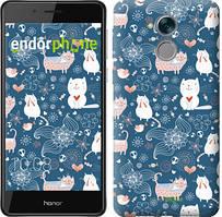 """Чехол на Huawei Honor 6C Котята v2 """"1181u-1034-535"""""""