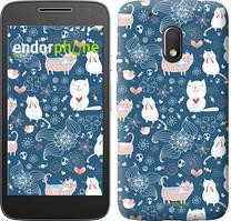 """Чехол на Motorola Moto G4 Play Котята v2 """"1181c-860-535"""""""