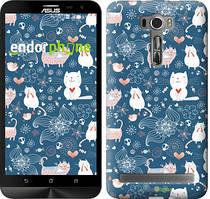 """Чохол на Asus ZenFone 2 Laser ZE601KL Кошенята v2 """"1181u-164-535"""""""