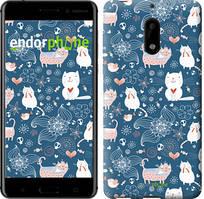 """Чехол на Nokia 6 Котята v2 """"1181c-898-535"""""""