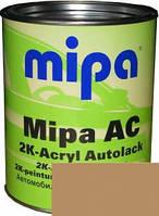 Автокраска акриловая 236 Бежевая MIPA 2K 1л. без отвердителя
