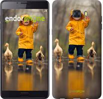 "Чохол на Samsung Galaxy C9 Pro Дитина з качками ""4047u-720-535"""