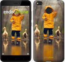 """Чехол на Xiaomi Redmi 4X Ребенок с утками """"4047c-778-535"""""""