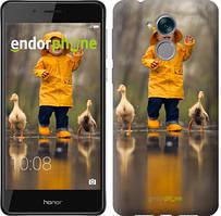 """Чехол на Huawei Honor 6C Ребенок с утками """"4047u-1034-535"""""""