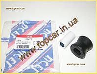 Втулка амортизатора заднего низ Fiat Doblo I 00-05  Ucel Польша SPV31471