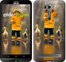 "Чохол на Asus ZenFone 2 Laser ZE601KL Дитина з качками ""4047u-164-535"""